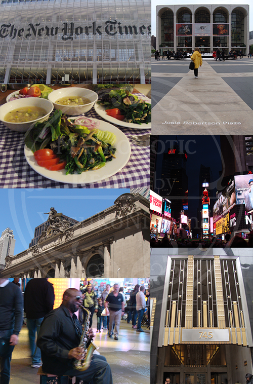 ニューヨーク・オーガニック旅行1