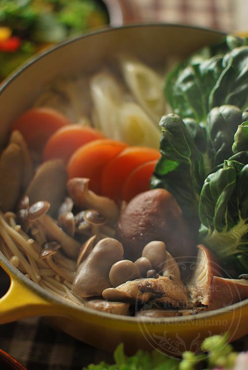 野菜たっぷり鍋料理 ル・クルーゼ